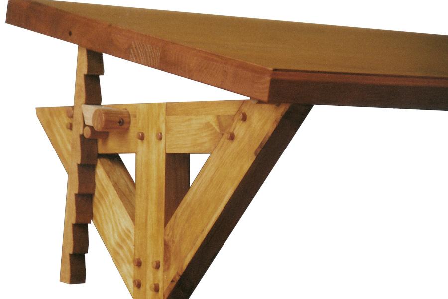 Bureau table à dessin