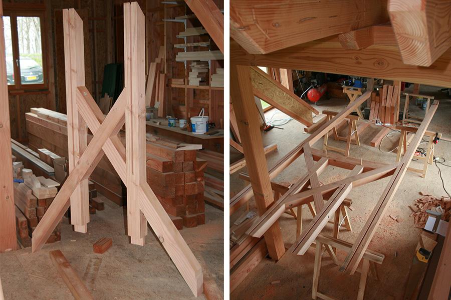 Fabrication Des Lucarnes